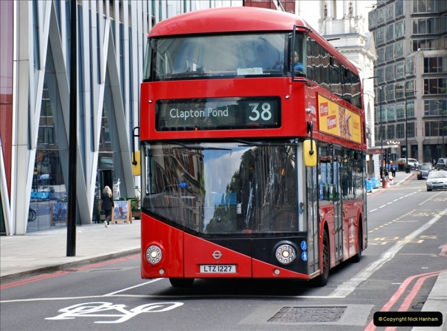 2021-09-19 & 20 Central London Buses & Coaches. (118) 118