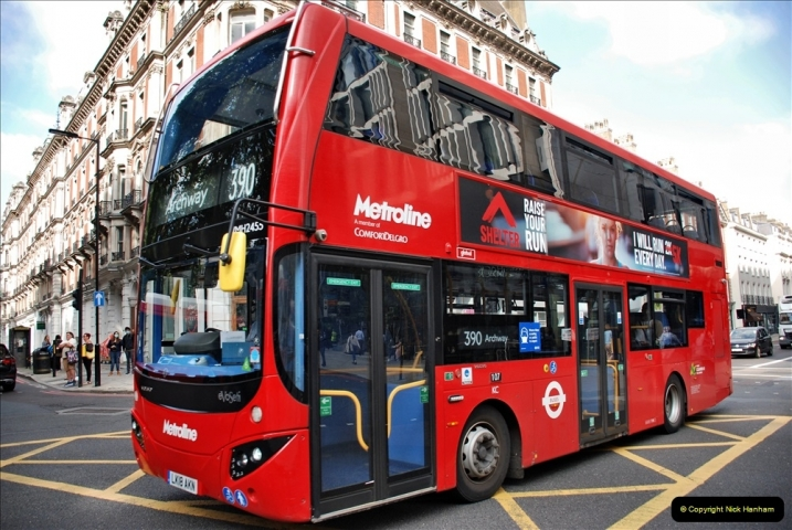 2021-09-19 & 20 Central London Buses & Coaches. (120) 120