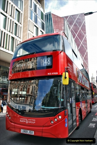 2021-09-19 & 20 Central London Buses & Coaches. (123) 123