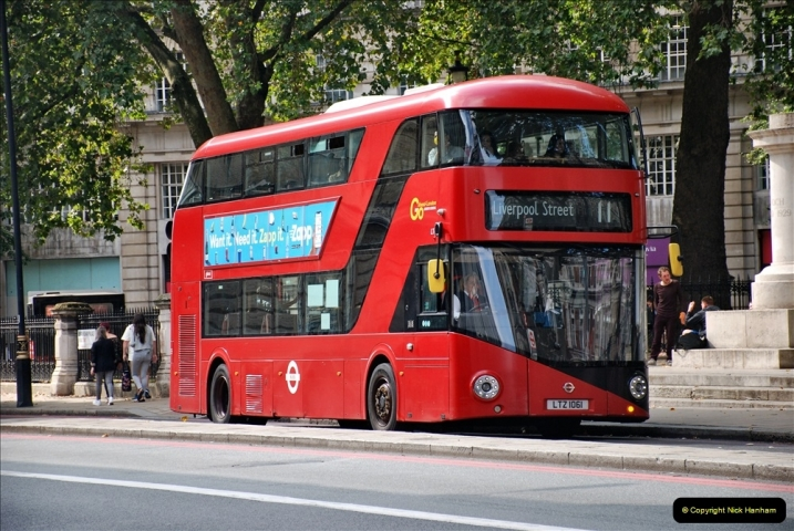 2021-09-19 & 20 Central London Buses & Coaches. (126) 126