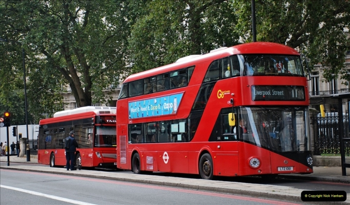2021-09-19 & 20 Central London Buses & Coaches. (127) 127