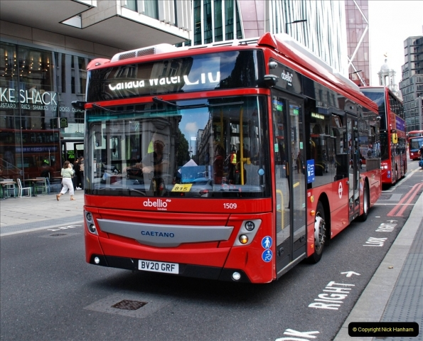 2021-09-19 & 20 Central London Buses & Coaches. (128) 128
