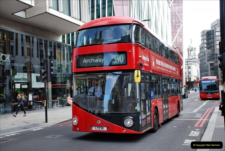 2021-09-19 & 20 Central London Buses & Coaches. (130) 130