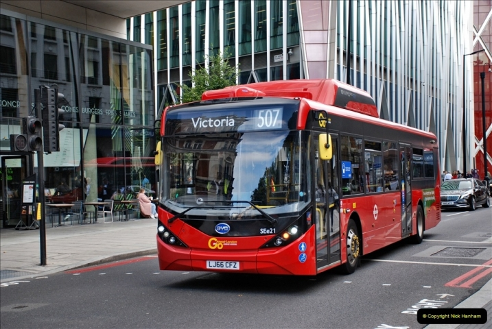2021-09-19 & 20 Central London Buses & Coaches. (133) 133