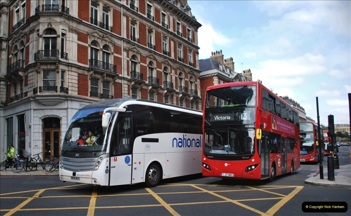 2021-09-19 & 20 Central London Buses & Coaches. (135) 135