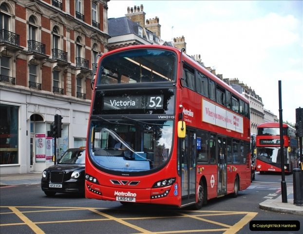 2021-09-19 & 20 Central London Buses & Coaches. (136) 136