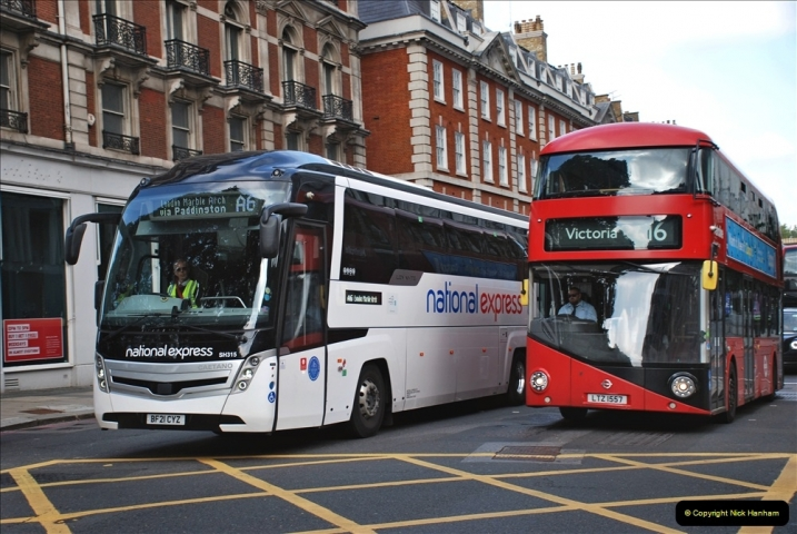 2021-09-19 & 20 Central London Buses & Coaches. (137) 137