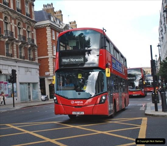 2021-09-19 & 20 Central London Buses & Coaches. (141) 141