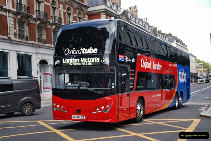 2021-09-19 & 20 Central London Buses & Coaches. (144) 144