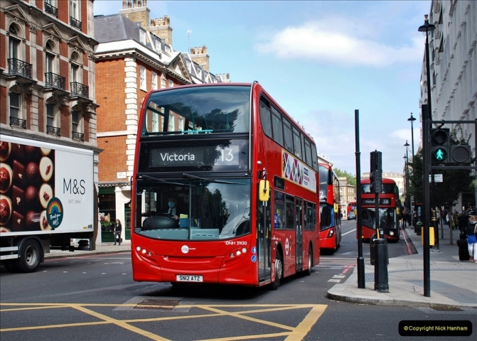 2021-09-19 & 20 Central London Buses & Coaches. (145) 145