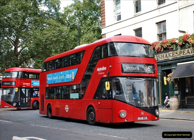 2021-09-19 & 20 Central London Buses & Coaches. (148) 148