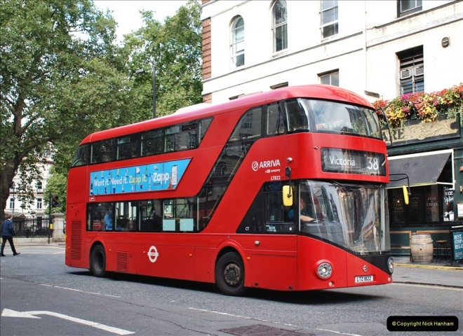 2021-09-19 & 20 Central London Buses & Coaches. (149) 149