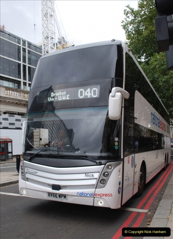 2021-09-19 & 20 Central London Buses & Coaches. (151) 151