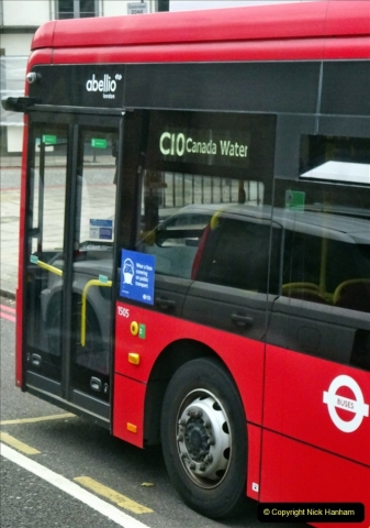 2021-09-19 & 20 Central London Buses & Coaches. (158) 158
