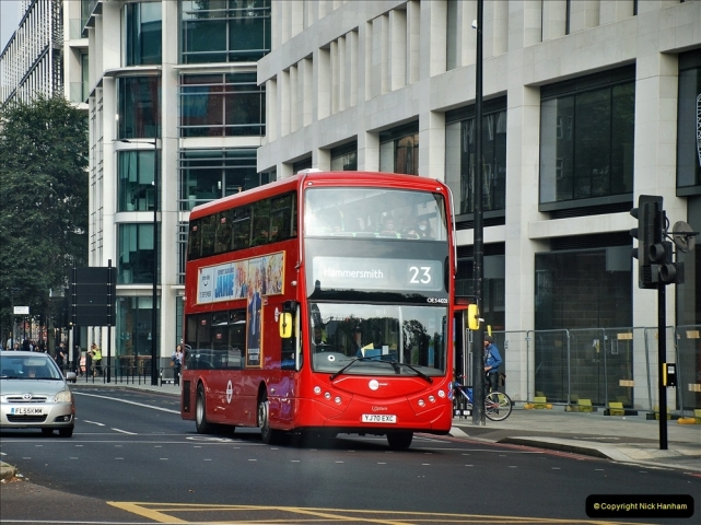 2021-09-19 & 20 Central London Buses & Coaches. (160) 160