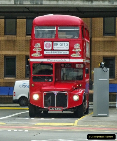 2021-09-19 & 20 Central London Buses & Coaches. (161) 161