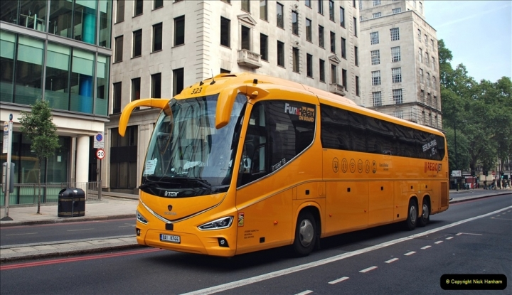 2021-09-19 & 20 Central London Buses & Coaches. (19) 019