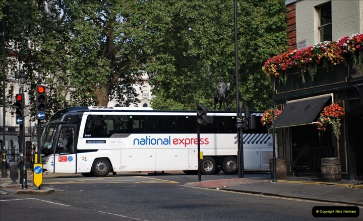 2021-09-19 & 20 Central London Buses & Coaches. (22) 022
