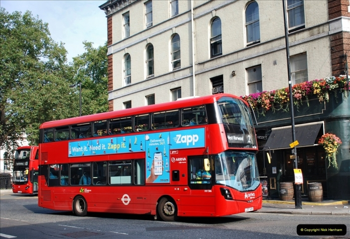 2021-09-19 & 20 Central London Buses & Coaches. (23) 023