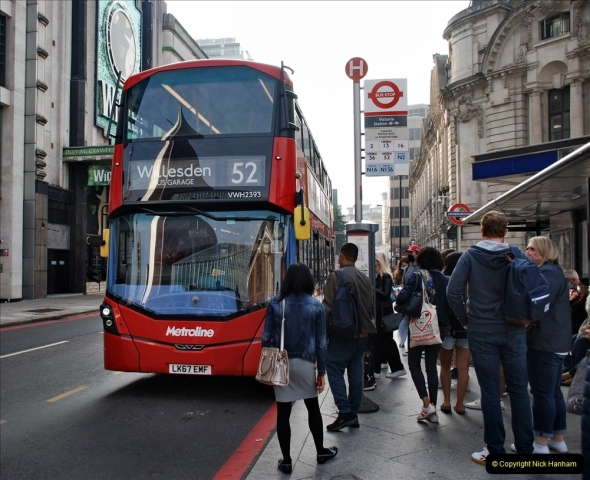 2021-09-19 & 20 Central London Buses & Coaches. (25) 025