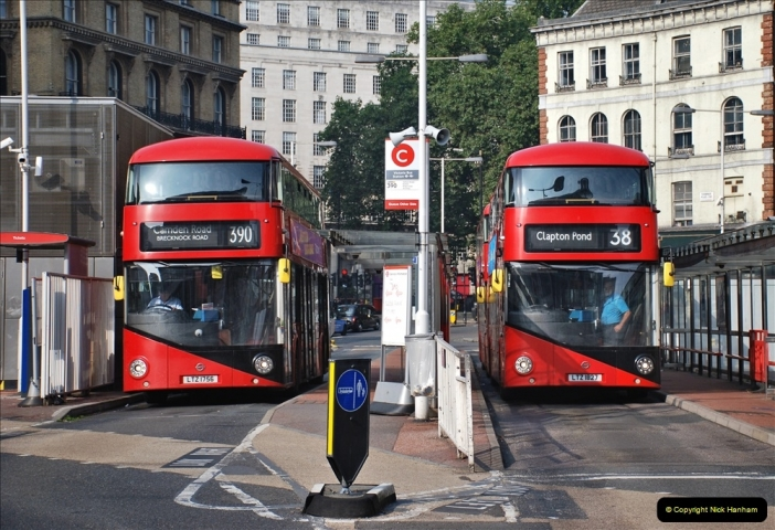 2021-09-19 & 20 Central London Buses & Coaches. (26) 026
