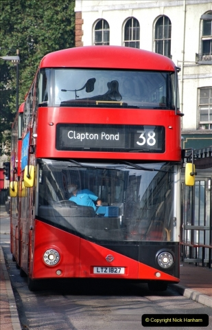 2021-09-19 & 20 Central London Buses & Coaches. (27) 027