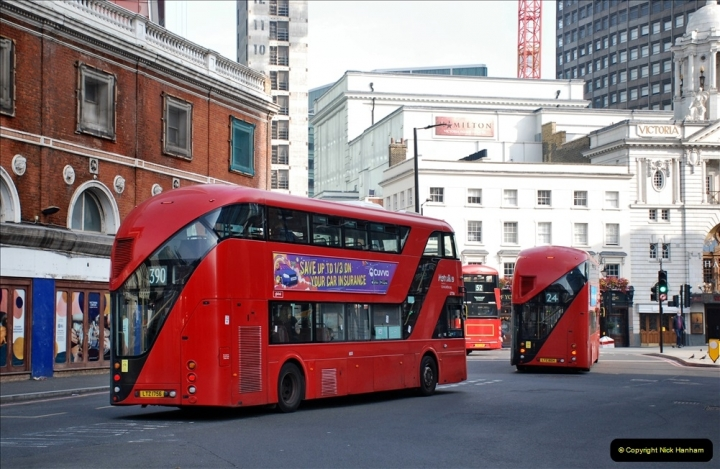 2021-09-19 & 20 Central London Buses & Coaches. (30) 030