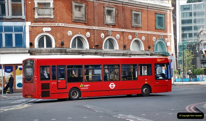 2021-09-19 & 20 Central London Buses & Coaches. (31) 031