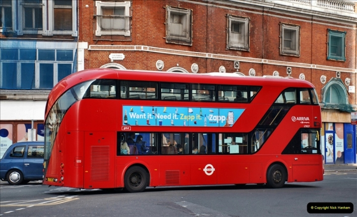 2021-09-19 & 20 Central London Buses & Coaches. (35) 035