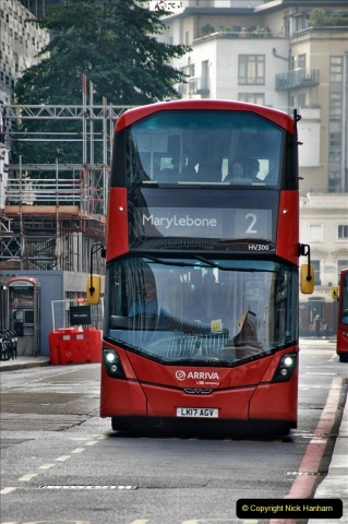 2021-09-19 & 20 Central London Buses & Coaches. (39) 039