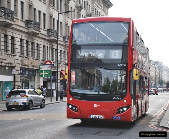 2021-09-19 & 20 Central London Buses & Coaches. (48) 048