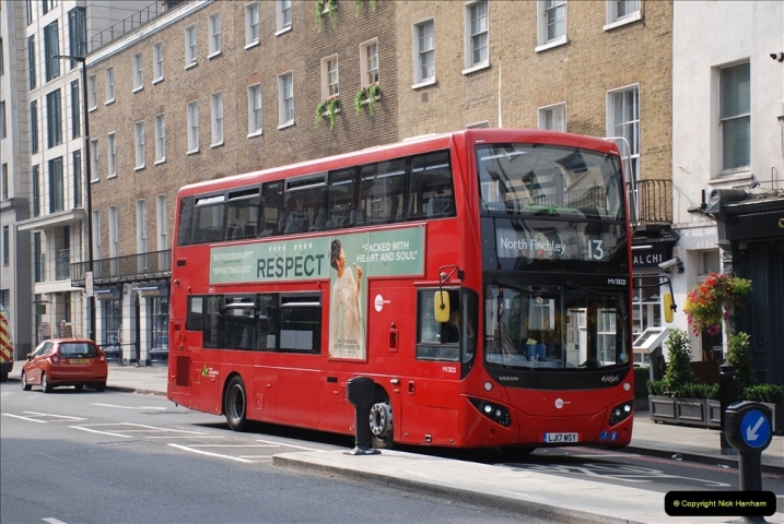 2021-09-19 & 20 Central London Buses & Coaches. (50) 050