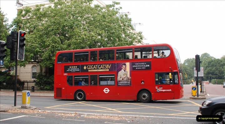 2021-09-19 & 20 Central London Buses & Coaches. (52) 052