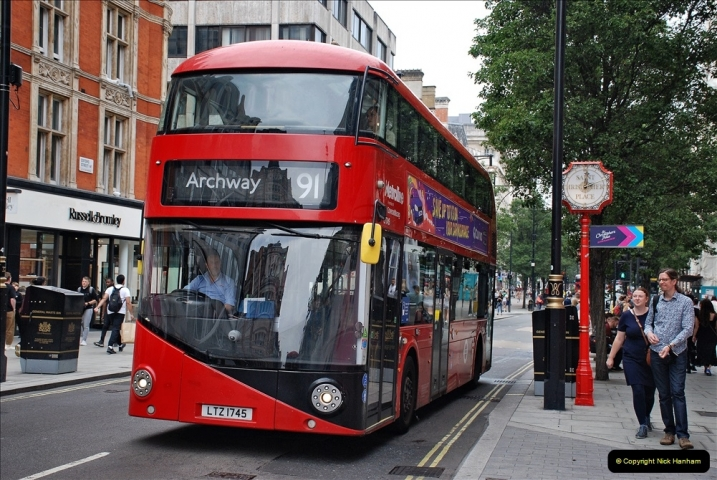 2021-09-19 & 20 Central London Buses & Coaches. (56) 056