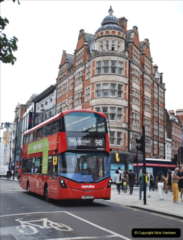 2021-09-19 & 20 Central London Buses & Coaches. (57) 057