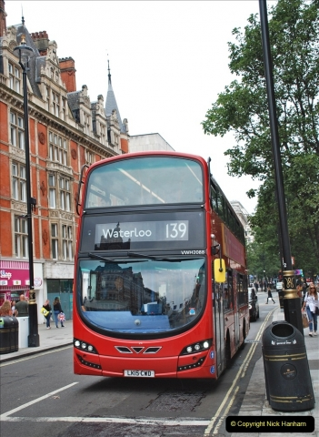 2021-09-19 & 20 Central London Buses & Coaches. (58) 058