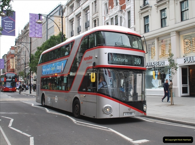 2021-09-19 & 20 Central London Buses & Coaches. (59) 059