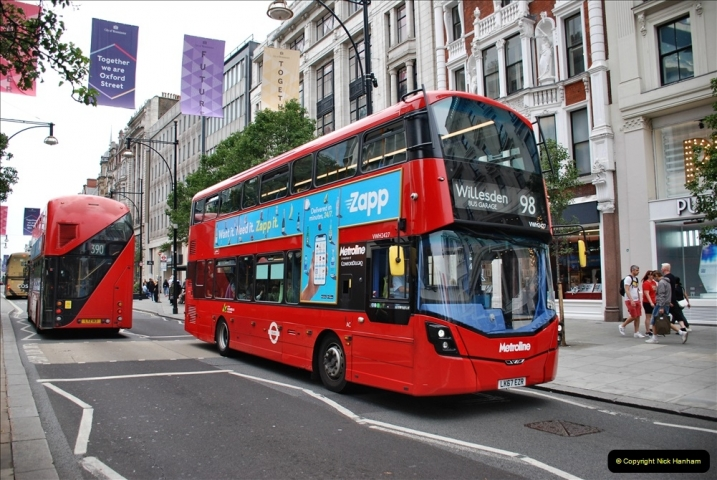 2021-09-19 & 20 Central London Buses & Coaches. (61) 061