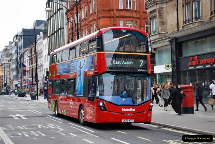 2021-09-19 & 20 Central London Buses & Coaches. (62) 062