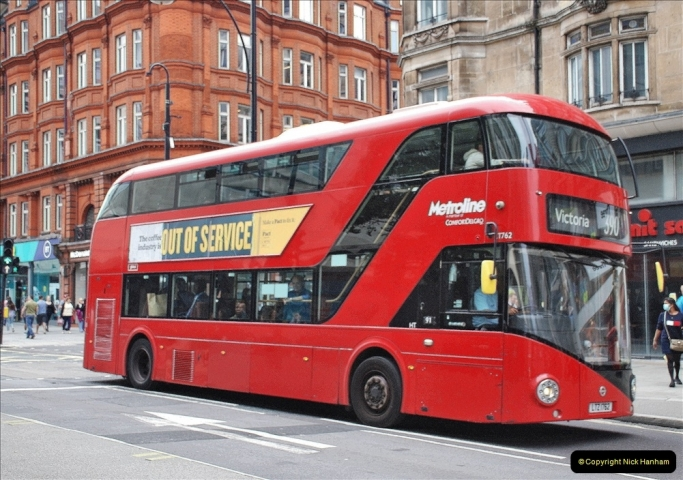 2021-09-19 & 20 Central London Buses & Coaches. (64) 064