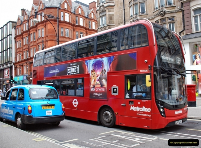 2021-09-19 & 20 Central London Buses & Coaches. (65) 065