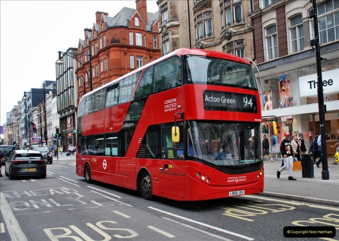2021-09-19 & 20 Central London Buses & Coaches. (66) 066