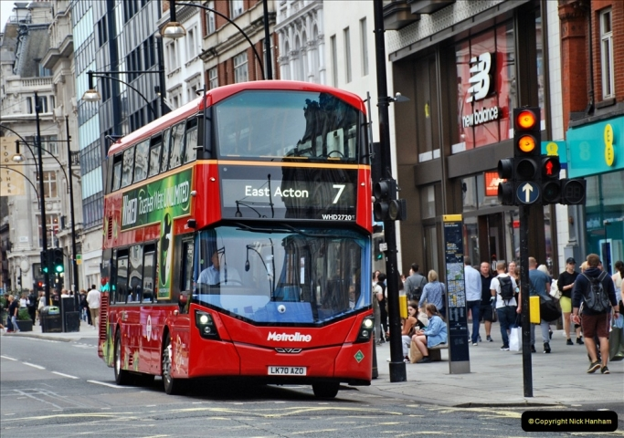 2021-09-19 & 20 Central London Buses & Coaches. (67) 067