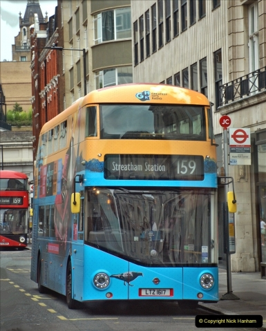 2021-09-19 & 20 Central London Buses & Coaches. (70) 070