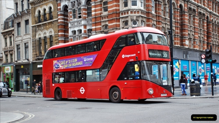 2021-09-19 & 20 Central London Buses & Coaches. (73) 073