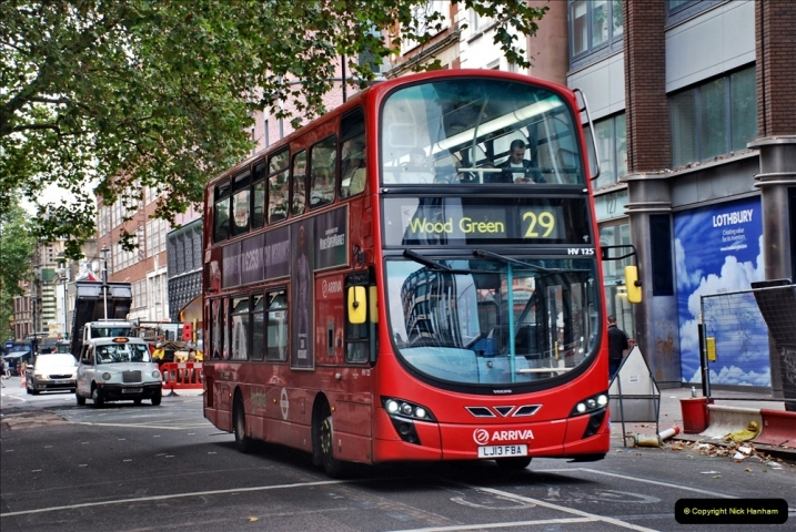 2021-09-19 & 20 Central London Buses & Coaches. (74) 074