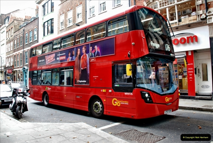 2021-09-19 & 20 Central London Buses & Coaches. (75) 075