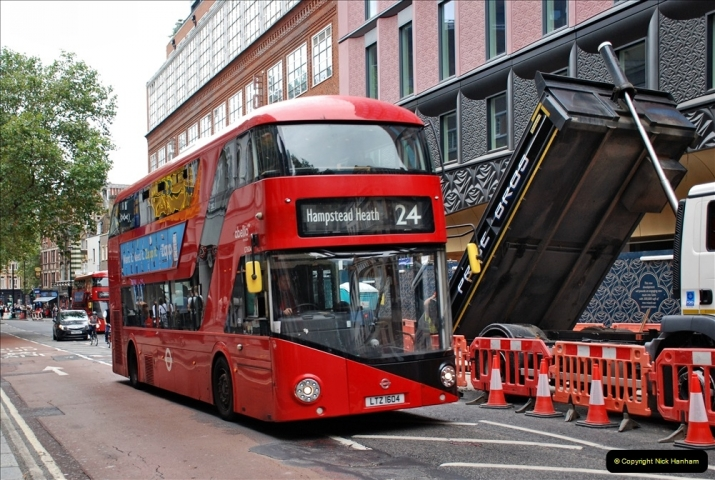 2021-09-19 & 20 Central London Buses & Coaches. (76) 076