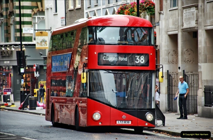 2021-09-19 & 20 Central London Buses & Coaches. (77) 077