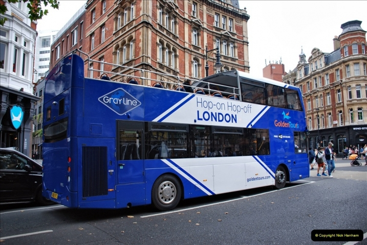 2021-09-19 & 20 Central London Buses & Coaches. (80) 080